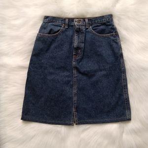 Eddie Bauer Jean Skirt